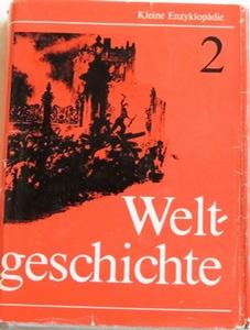 Markov, Walter: Weltgeschichte 2 Kleine Enzyklopädie
